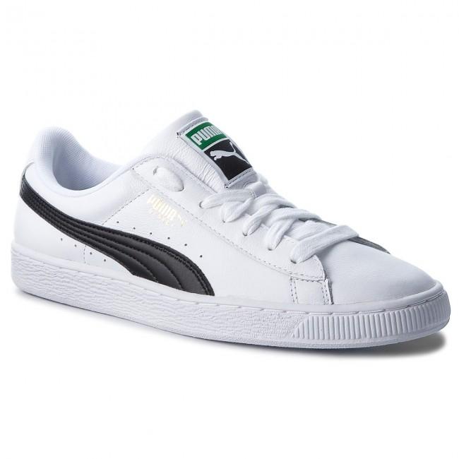 buy popular d9fd2 d7ae5 Sneakers PUMA - Basket Classic Lfs 354367 22 White/Black