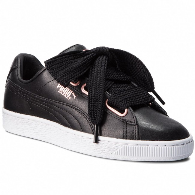 puma basket leather