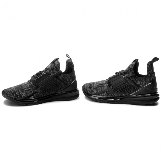 the latest 68fd8 75475 Shoes PUMA - Ignite Limitless 2 EvoKnit 191441 01 Puma Black/Iron Gate