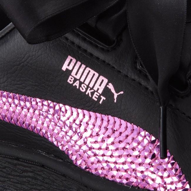 Sneakers PUMA - Basket Heart Bling Jr