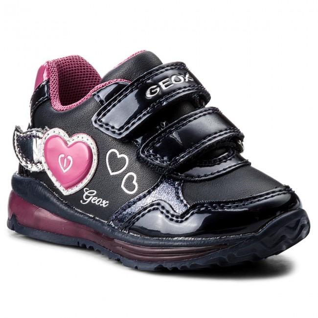 Sneakers GEOX B Todo G. A B8485A 0HIBC C4002 Navy