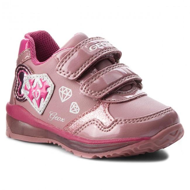 Sneakers GEOX B Todo G. A B8485A 0HIBC C8006 Dk Pink
