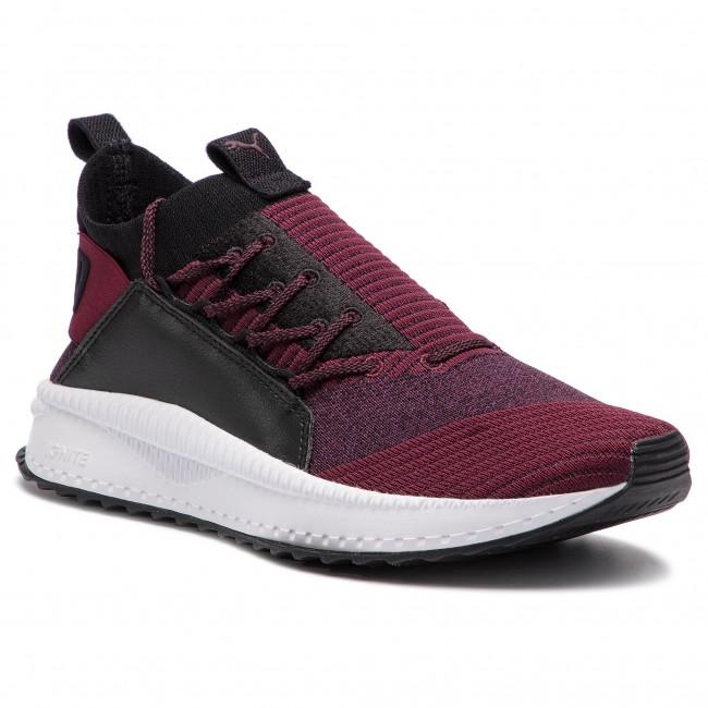 Shoes PUMA Tsugi Jun Baroque 366593 04 FigShadow PurplePuma Black