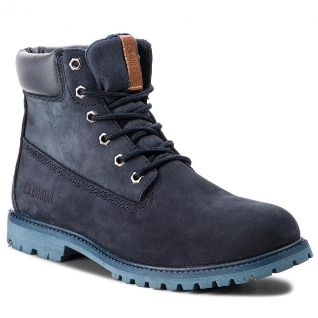 Hiking Boots BIG STAR - BB274446 Navy