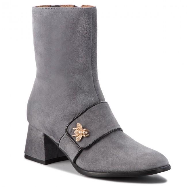 Boots SOLO FEMME - 14312-31-E44/E45-13-00 Grey
