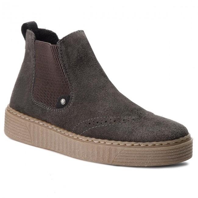 Rieker Damen Boot grau 71664 46