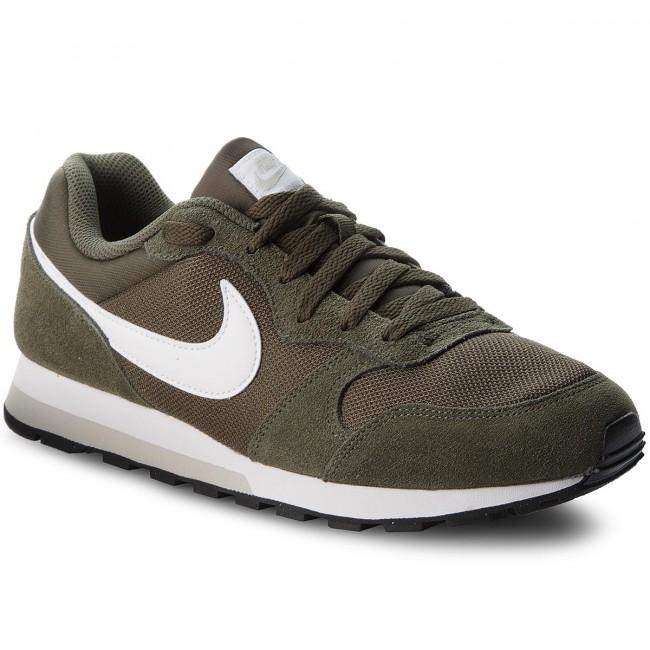 falda ladrar Poner  Shoes NIKE - Md Runner 2 749794 301 Cargo Khaki/White/Light Bone - Sneakers  - Low shoes - Men's shoes | efootwear.eu