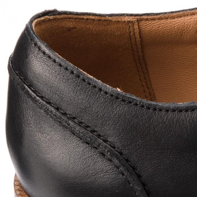 películas pantalones Flojamente  Shoes CLARKS - Broyd Walk 261238607 Black Leather - Formal shoes - Low  shoes - Men's shoes | efootwear.eu