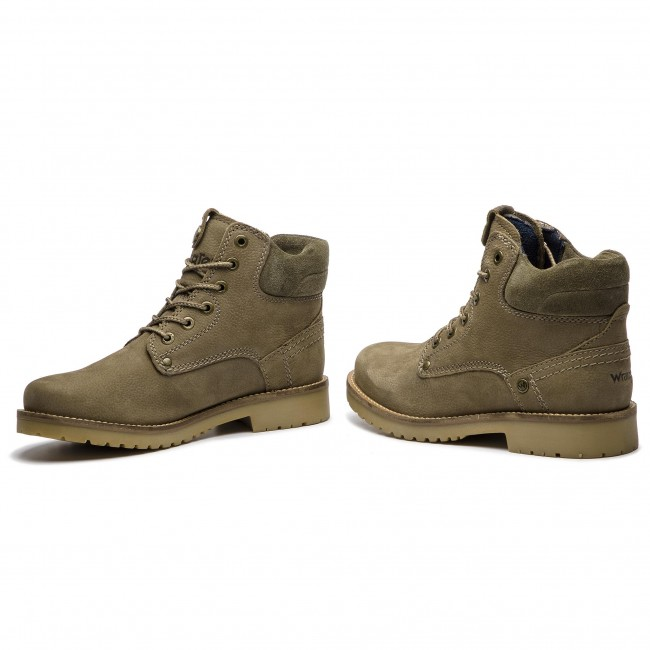 Hiking Boots Wrangler - Yuma Lady Wl182507 Taupe 29 Trekker High And Others Women's Shoes