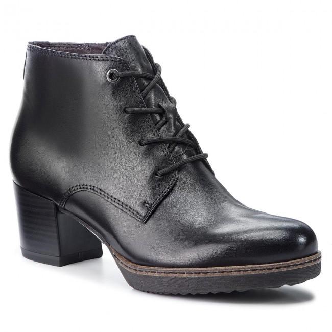 Boots TAMARIS 1 25109 21 Black Leather 003