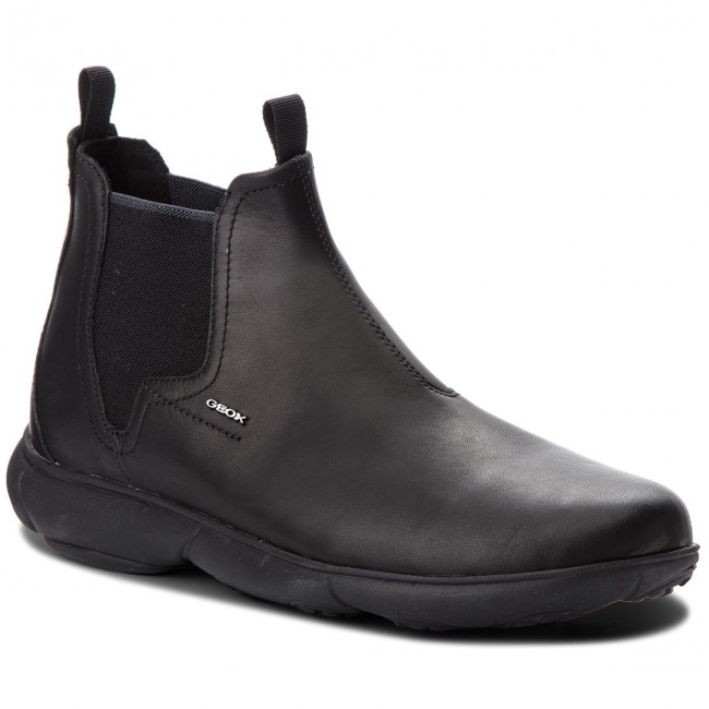 Incontable capital Sembrar  Ankle Boots GEOX - U Nebula A U84D7A 00043 C9999 Black - Chelsea boots -  High boots and others - Men's shoes | efootwear.eu