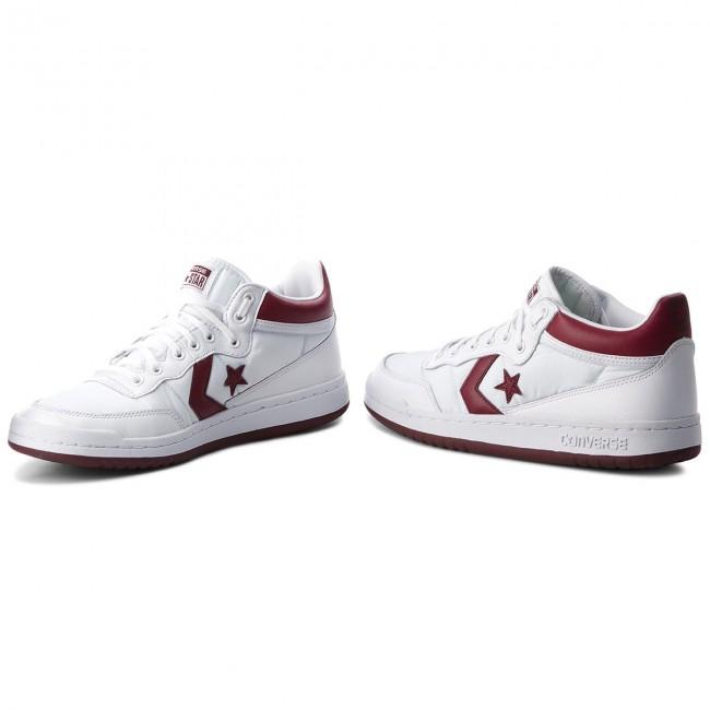 Sneakers CONVERSE Fastbreak 83 Mid 157721C WhiteDeep