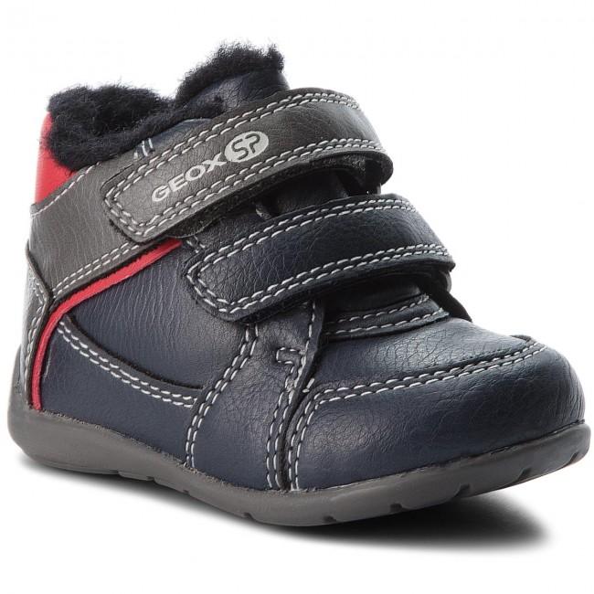 Geox B Elthan B. A B841PA 000ME CF49A NavyAnthracite Schuhe
