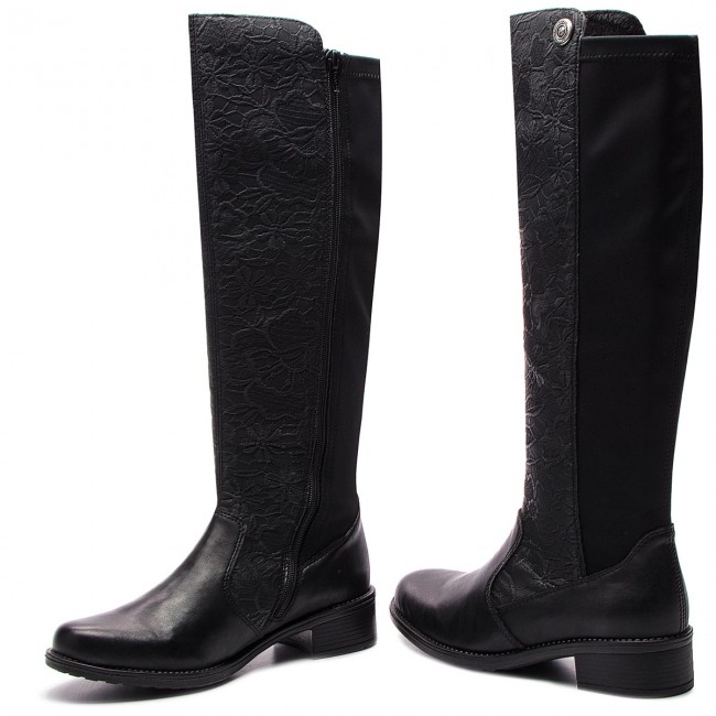 Rieker women boot black Z7391 00