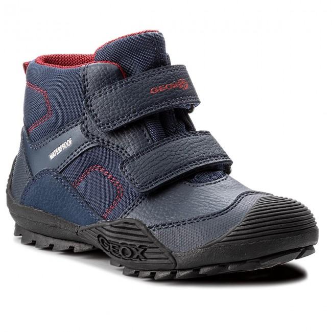 Snow Boots GEOX J Atreus B.B Wpf C J847GC 0FEFU C4002 S Navy