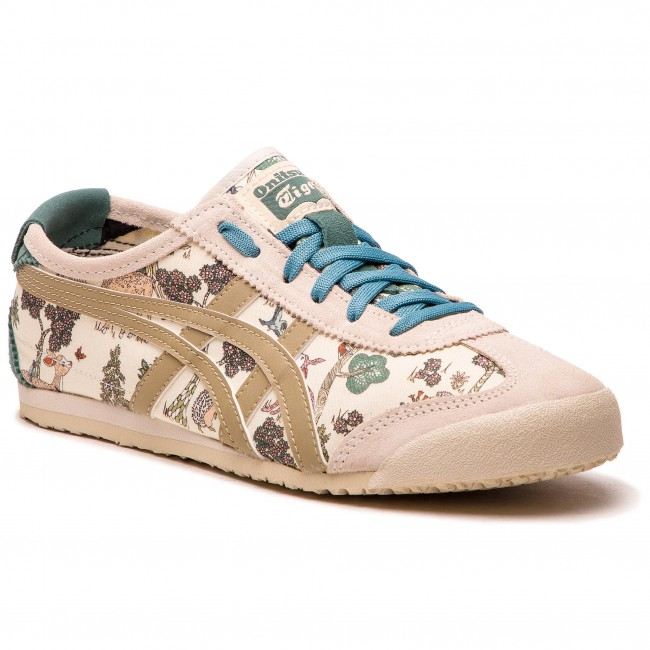 wholesale dealer 554ca 085cc Sneakers ASICS - ONITSUKA TIGER Mexico 66 1182A016 Oatmeal/Safari Khaki 250