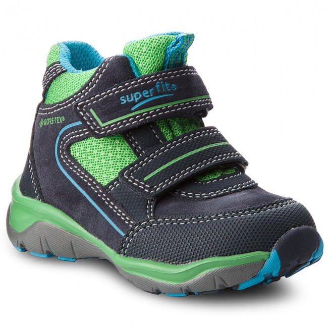 Superfit Gore Tex Storm Girl Training Sneaker bluerose (blaurosa)