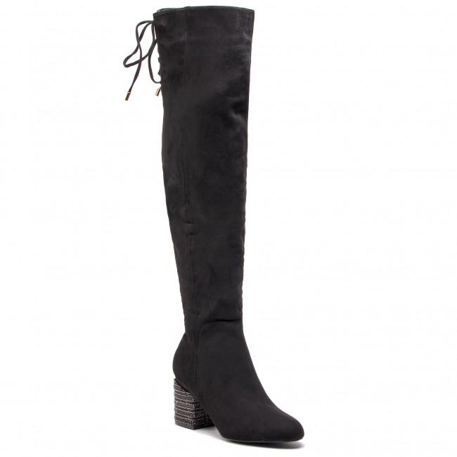 Over-Knee Boots KAZAR - Tressa 34866-TS-00 Black