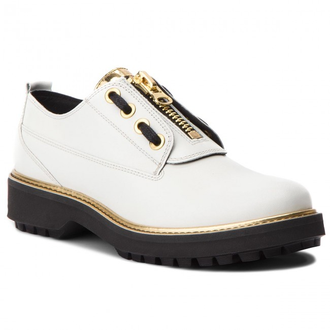 Shoes GEOX D Asheely Plus B D84ACB 00043 C1000 White