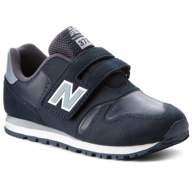 Sneakers NEW BALANCE - KA373S1Y Navy Blue - Velcro - Low shoes ...