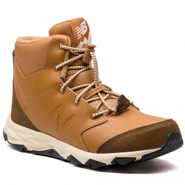 Boots NEW BALANCE - KH800TNY Brown