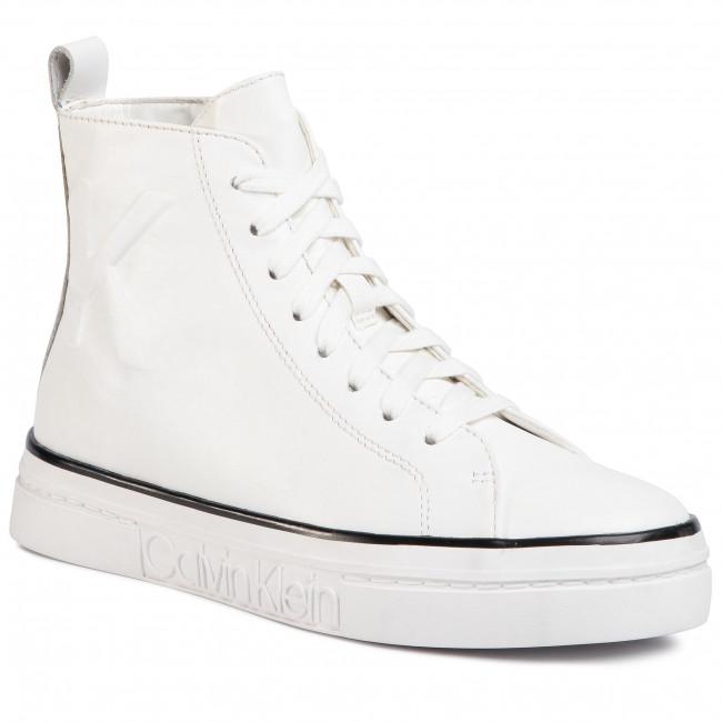 Sneakers CALVIN KLEIN - E7548  Platinum White