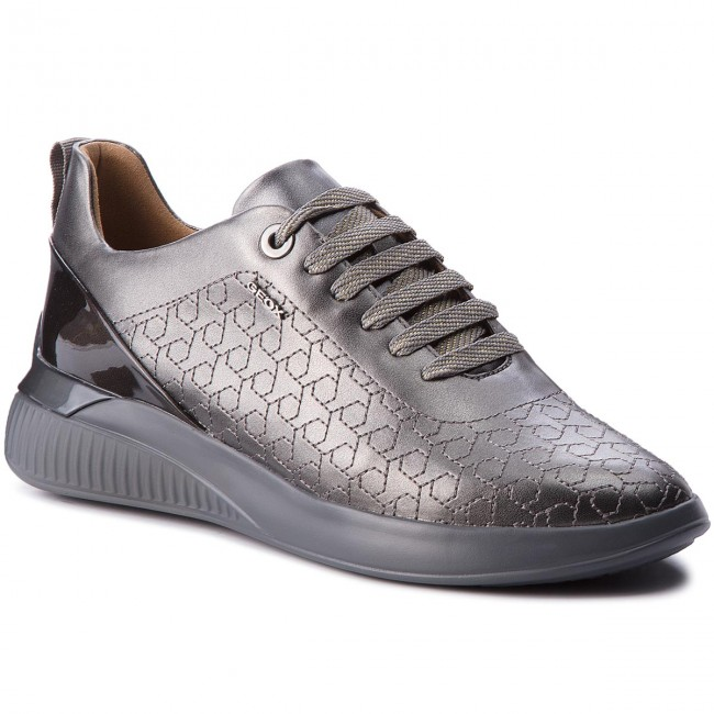 Moderador No puedo leer ni escribir crítico  Sneakers GEOX - D Theragon C D828SC 0NFHI C1115 Graphite - Sneakers - Low  shoes - Women's shoes | efootwear.eu