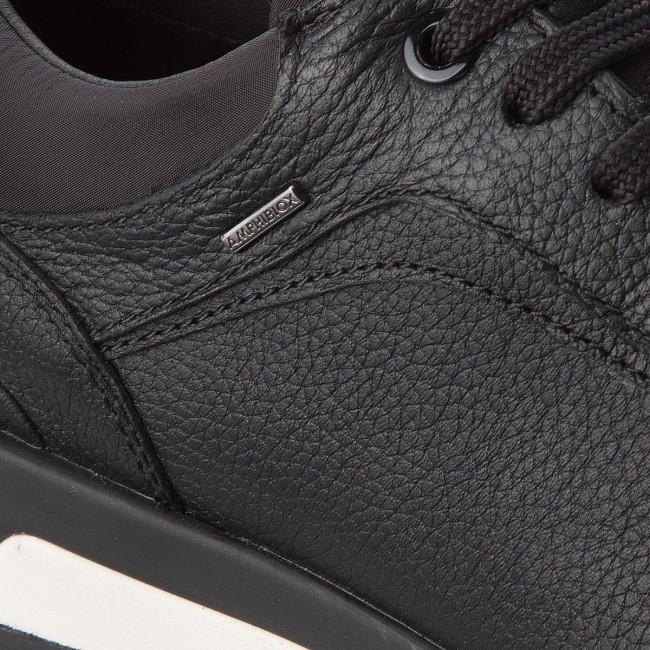 Sneakers GEOX D Aneko B Abx A D843FA 046FU C9999 Black