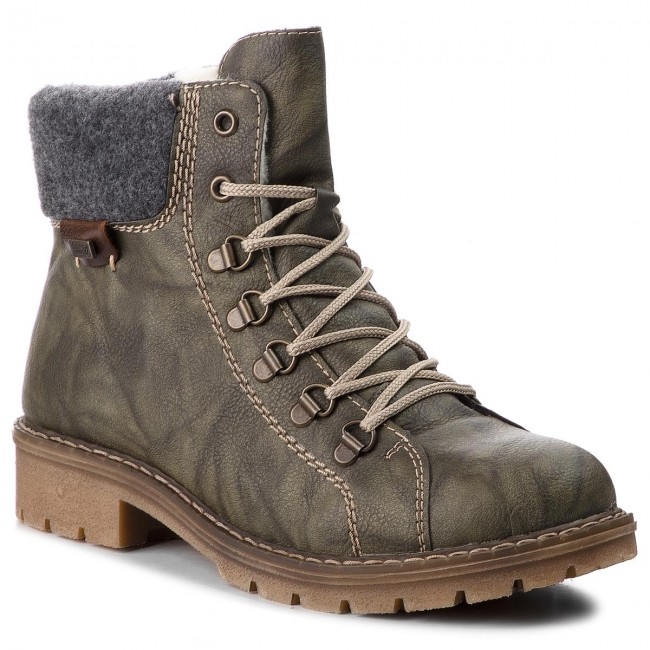 Rieker Boots Y9142 Grün