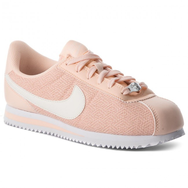 Shoes NIKE Cortez Basic Txt Se (SG) AA3498 800 Crimson TintSailRoyal Tint
