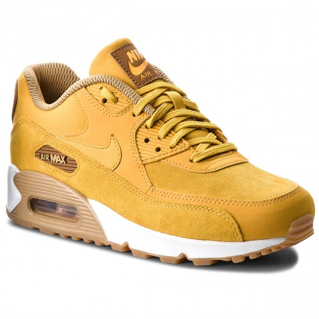 Nike Wmns Air Max 90 SE | Yellow | Sneakers | 881105 700