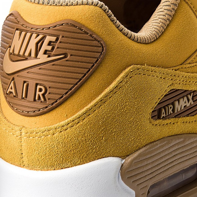 Shoes NIKE Air Max 90 Se 881105 700 Mineral YellowMineral Yellow