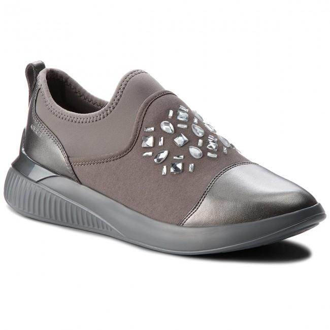 D848SA 0AJAU C1115 Graphite - Sneakers