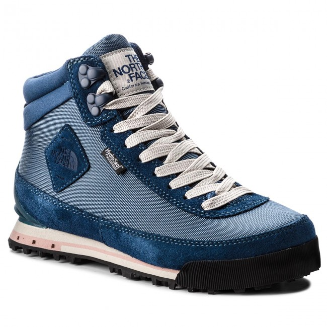 84e42d955a Trekker Boots THE NORTH FACE - Back-To-Berkeley Boot II T0A1MF5SL Blue Wing  Teal/Peyote Beige