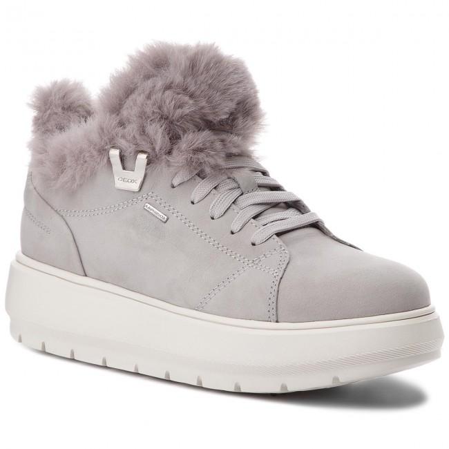 orquesta Por cierto sin cable  Sneakers GEOX - D Kaula B Abx A D84AWA 00032 C1010 Lt Grey - Sneakers - Low  shoes - Women's shoes | efootwear.eu