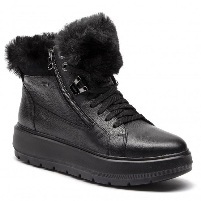 Sneakers GEOX D Kaula B Abx D D84AWD 00046 C9999 Black