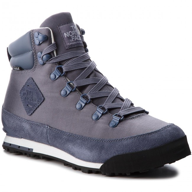 dccc4b5a4 Trekker Boots THE NORTH FACE - Back-To-Berkeley Nl T0CKK45SJ Grisaille  Grey/Tnf White