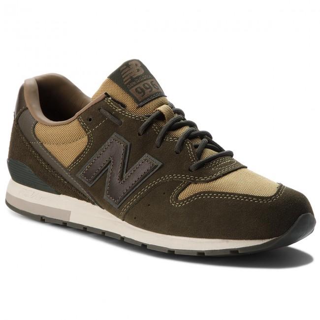 best service aa675 9d962 Sneakers NEW BALANCE - MRL996MT Green