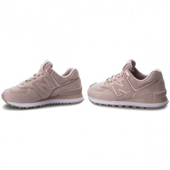 Sneakers NEW BALANCE - WL574NBM Pink