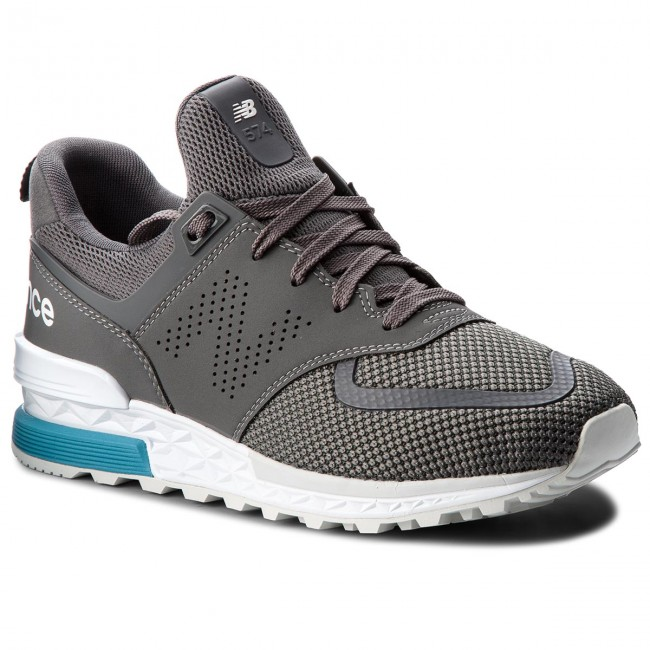 Sneakers NEW BALANCE - MS574PCG Grey - Sneakers - Low shoes ...