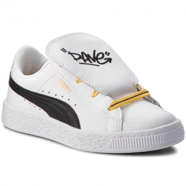 Sneakers PUMA - Minions Basket Tongue