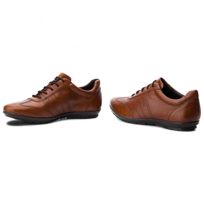 various colors beauty fast delivery Shoes GEOX - U Symbol B U74A5B 0001J C6003 Browncotto