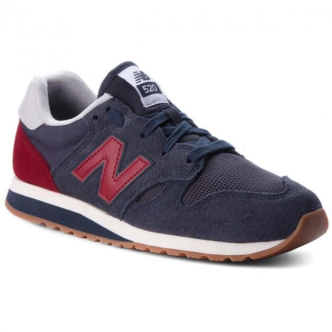 Sneakers Navy Blue NEW BALANCE U520EJ lFT31JKc