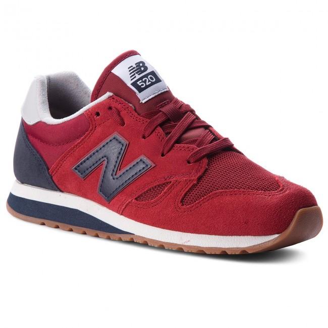 new balance 520 nero