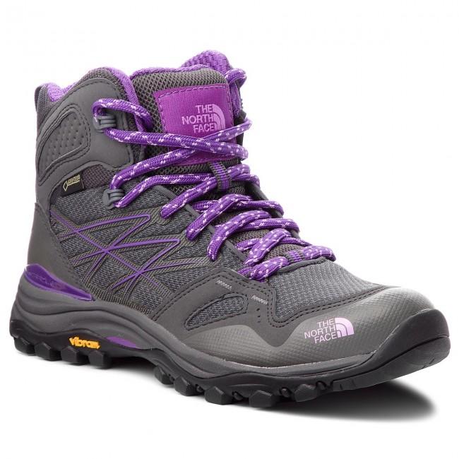 f1831d60956 Trekker Boots THE NORTH FACE - Hedgehog Fastpack Mid Gtx (Eu) GORE-TEX  NF0A3FXJTCR Dark Shadow Grey/Violet Tulle