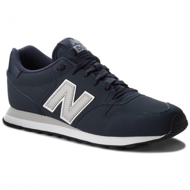 Alienación Canciones infantiles Pigmalión  Sneakers NEW BALANCE - GM500BLG Navy Blue - Sneakers - Low shoes - Men's  shoes | efootwear.eu