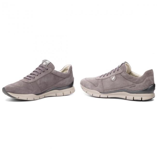 Sneakers GEOX D Sukie A D52F2A 00021 C9002 Dk Grey