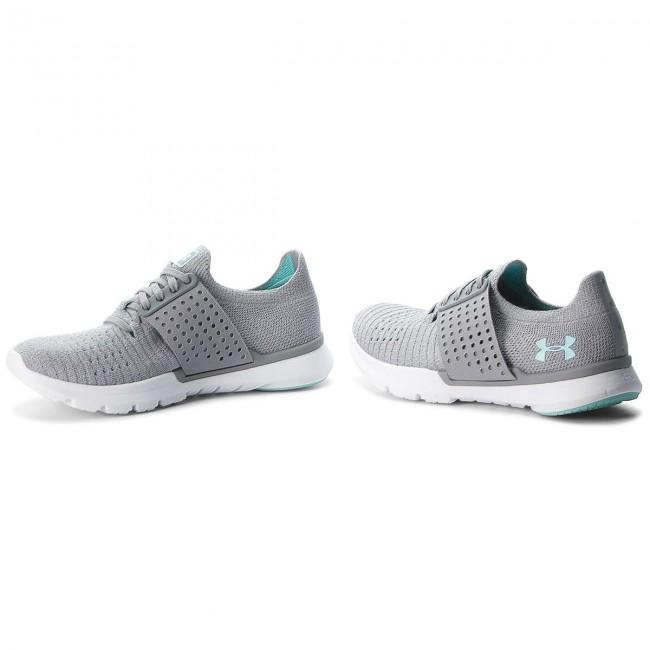 sale retailer 6f17f 97cfe Shoes UNDER ARMOUR - Ua W Speedform Slingwrap 1295755-100 Glg/Stl/Bif