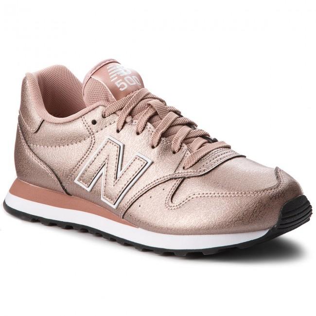 new balance 500 rosa donna