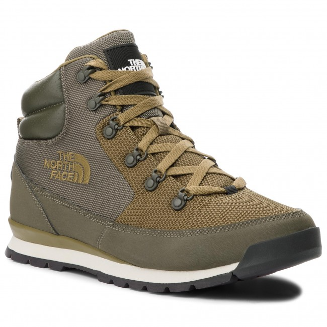 a33a835c7 Trekker Boots THE NORTH FACE - Back To Berkeley Redux Remtlz Mesh T93RE95SK  Tarmac Green/Fir Green